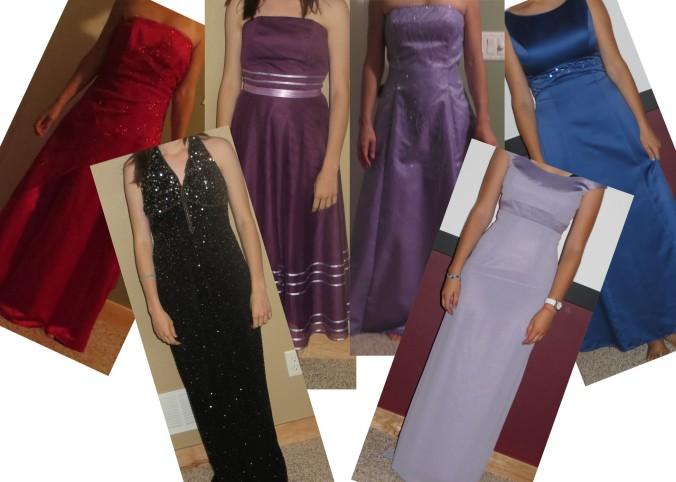 dress sampler