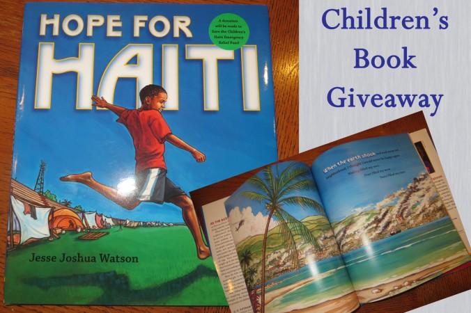 Haiti book giveway copy
