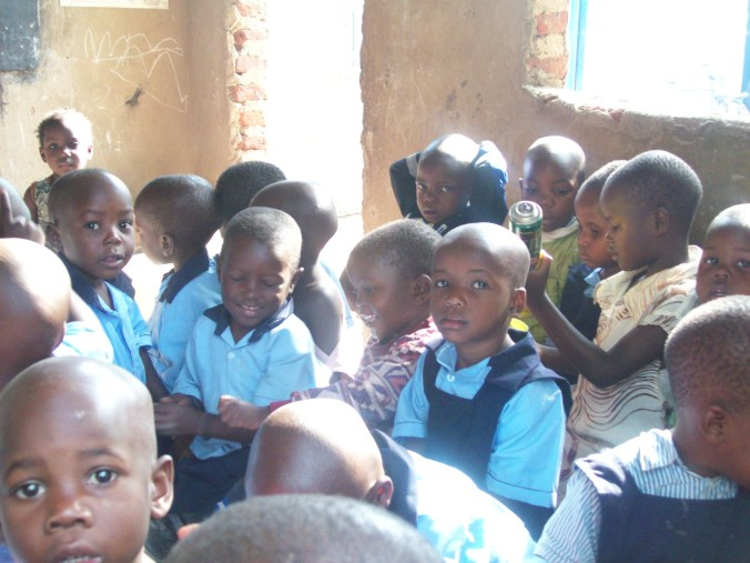 Iganga School Children