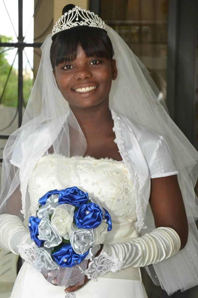 Haiti Bridal Dresses